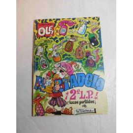 Tebeo Ole locas portadas 2º parte. 383. M-160
