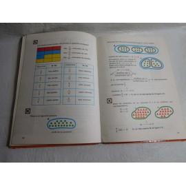 Libro de texto delta 4/5 libro de consulta matemática egb Santillana 1971 tapas duras satinadas