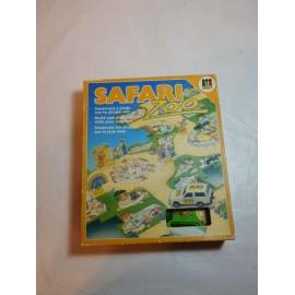 Juego puzzle safari zoo de Diset