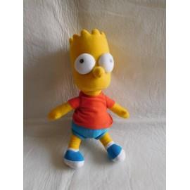 Peluche de Bart Simpson.