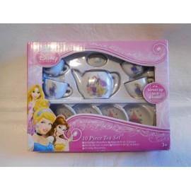 Vajilla princesas disney en porcelana. Nunca abierto.