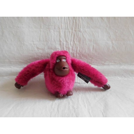bf1091328 Llavero de mono en color morado. Promocional Kipling. Premium ...