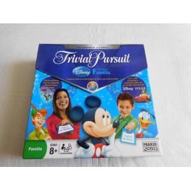 Juego de mesa Trivial Pursuit Disney edición familia. Parker. Descatalogado.