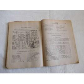 Libro de texto nuevo metodo de lengua francesa. 1º curso. Ed. Magisterio español.1958.