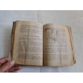 Libro de texto enciclopedia ingreso. Ed. Duran. Años 50.