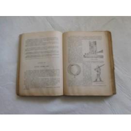 Libro de texto enciclopedia tesoro de conocimientos utiles. Ed. Bruño. 1954.
