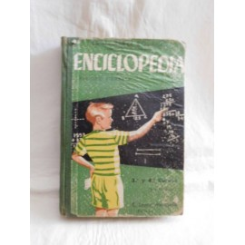 Libro de texto enciclopedia. Ed. Lopez Mezquida. 1953.