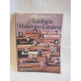 Libro de texto mundo nuevo, antologia historico literaria. 8º EGB. Ed. Anaya. 1983