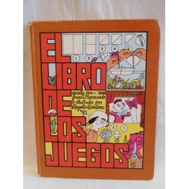 El libro de los juegos. Ed. Circulo de lectores. 1983.