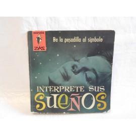 Libro colección marabu zas Intreprete sus sueños nº17. Bruguera. 1ª edicion.
