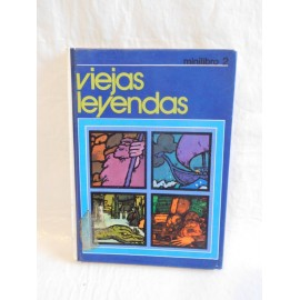 Libro viejas leyendas Minilibro 2. Ed Esco 1978.