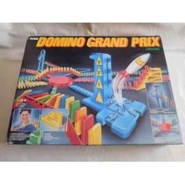 Juego Domino Grand Prix Deluxe Tyco. Años 80.