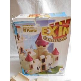 Exin castillos de Sancho El Fuerte. PDJ. Descatalogado.