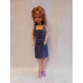 Bonita muñeca Chabel de Feber. Años 80.