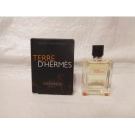 Miniatura Terre D Hermes. Hermes. Paris. 5 ml. Edp.