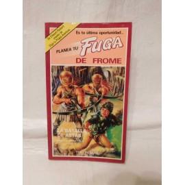 Colección Planea tu Fuga. Nº 2. El bosque del rey. Timun Mas. Años 80.