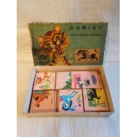 Domino Voces de los animales. Goula. Años 50-60