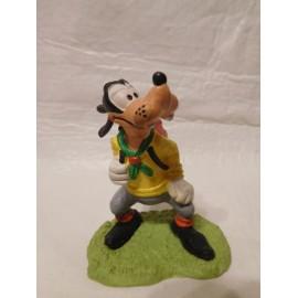 Figura PVC de Goofy Boy Scout Comics Spain años 80. Difícil.