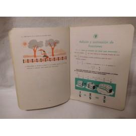 Libro de texto Matemáticas I de SM. 1963.