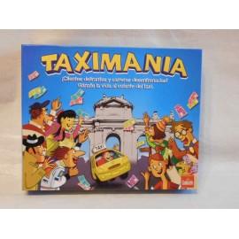 Juego de mesa Taximania de Goliath. Muy divertido. Descatalogado.