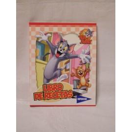 Album Tom y Jerry Libro de Recetas Hipercor. Completo y en perfecto estado. Difícil de conseguir