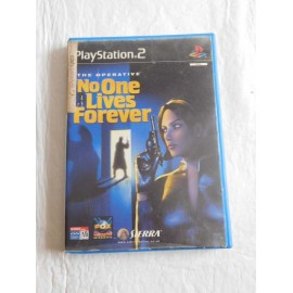 Juego PS2 No one lives forever