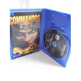 Juego PS2 Commandos 2