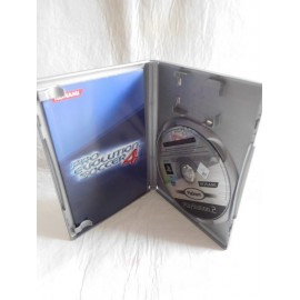 Juego PS2 Pro Evolution soccer 4