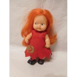 Muñeca Barriguitas años 80. Bruja.
