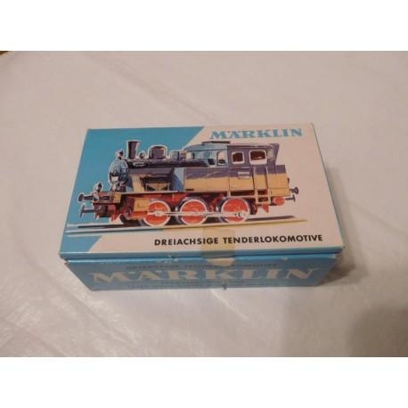 Locomotora Maquina nº 3029 en caja marca Marklin. Perfecto estado.