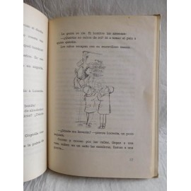 Libro Los Hermanos de Falito y otros cuentos. Editorial Escuela Española. 1960.