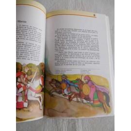 Libro de Texto, Lecturas y comentarios, Antos. 5º. Anaya. EGB. 1984