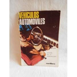 Libro de Texto Oficios de la Especialidad. Vehículos Automóviles.  Ed. Santillana. 1972.