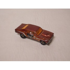 Coche Mattel 68 Nova Hot Wheels.