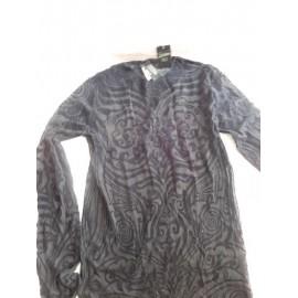 Camisa de encaje de Jean Paul Gaultier. Hombre. Talla XXL. Made in Italy.