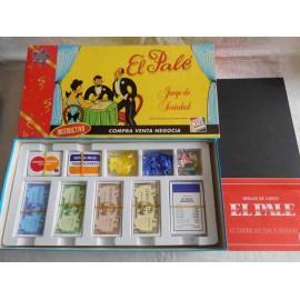 Juego El Pale, juego de sociedad, Ed. limitadad coleccionista. Cefa.