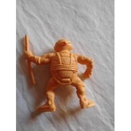 Figura en pvc de Las Tortugas Ninja tipo Dunkin.