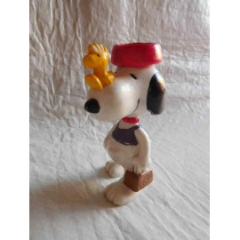 Figura en pvc de Snoopy