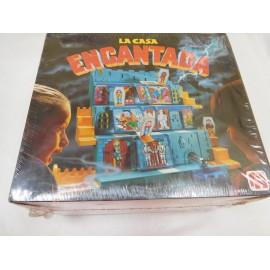 Antiguo juego la Casa encantada de Jumbo. Monstruos.
