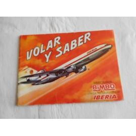 Álbum premium de Bimbo Volar y Saber.