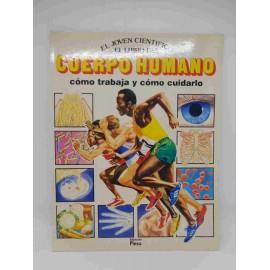 Libro Plesa Colección Joven Científico. El cuerpo humano.