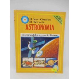 Libro Plesa Colección Joven Científico. Astronomía