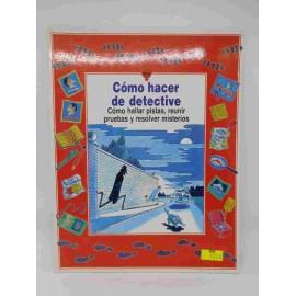 Libro Plesa Como hacer de detective