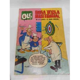 Tebeo Ole Doña Tecla Bisturín. Nº 63. 1ª edición. Difícil.