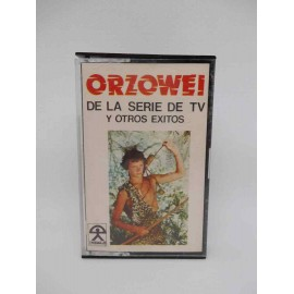 Casete de Orzowei de la serie de TV