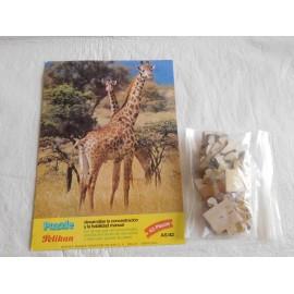 Puzle puzzle Pelikan 42 piezas. Gacela.