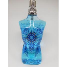 Perfume Le Male Jean Paul Gaultier. Edición summer fragance. Lleno.
