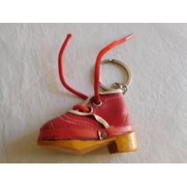 Llavero zapato.