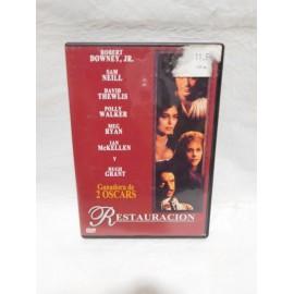 DVD Restauración. Año 1994. Drama.