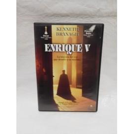 DVD Enrique V. Año 1989. Drama.
